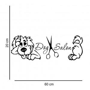 Sticker perete Pet Salon 5