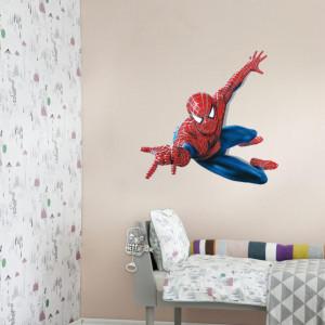 Sticker perete Spiderman 110 x 90 cm - Disney Marvel