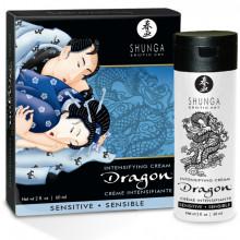 Cremes Sensíveis A Dragão Shunga Para Casal