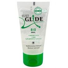 Gel Lubrificante Just Glide Bio Anal 50ml