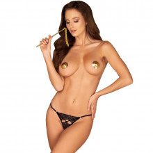 Obsessive - A753 Nipple Covers One Size