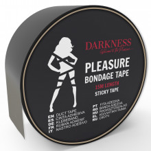 Darkness Sticky Tape Black 15M