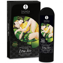 Shunga Cream Fazendo Lotus Preto Sensível 60Ml