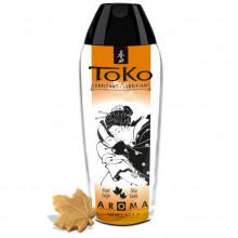 Shunga Toko Aroma Lubricant Maple Delight