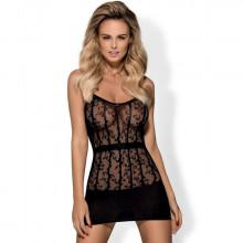 Vestido Obsessive D605 Preto S / M / L