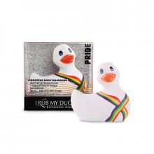 I Rub My Duckie 2.0 | Orgulho (Branco)