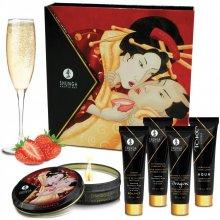 Kit Shunga Secrets Geisha Champanhe