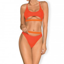 Obsessive - Miamelle Swimwear - Red L