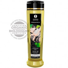 Shunga Kissable Massage Oil Organica