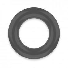 Alimentação De Anel Super Flexível Resistente De 4,8 Cm Pr05 Preto