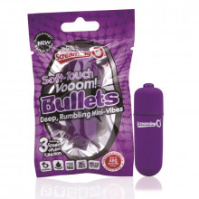 Bala Vibradora Soft Touch - Color Púrpura