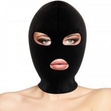 Darkness Subversion Mask Black