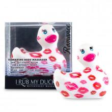 I Rub My Duckie 2.0 | Romance (Branco E Rosa)