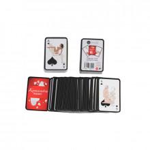 Secretplay Pocket Kamasutra Playing Cards I Es / En / Pt / It / Fr / De