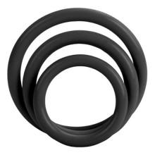 Calex Tri-Rings Preto