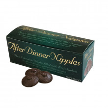 Chocolate Negro Spencer & Fleetwood com forma Mamilo 8 Unidades