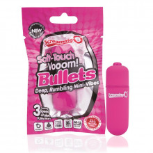 Mini Vibrador Secreamingo Soft Touch Rosa