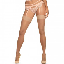 Obsessive - S800 Nude Color Stocking S / M