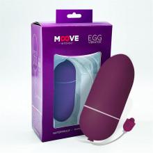 Ovo Vibratório Purpura