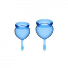 Satisfyer Sinta-Se Bom Menstrual Cup Dark Blue 15 + 20Ml