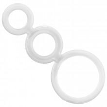 Anéis Addicted Toys Para Pênis Transparente