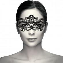 Coquette Chic Desire Lace Mask Preto