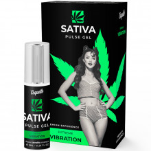 Coquette Pulse Gel Sativa Extreme Vibration Premium 6Ml