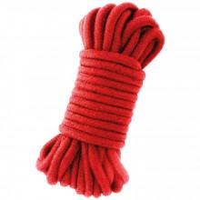 Darkness Kinbaku Rope Red 5M