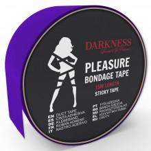 Darkness Sticky Tape Purple 15M