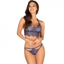 Obsessive - Flowlace Teddy S / M