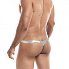 Cut4Men - Pouch Enhancing Thong Silver M