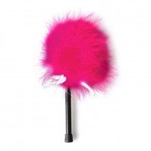 Secretplay Pink Fuchsia Marabou Duster