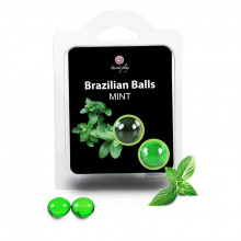 2 Bolas Brasileiras Mint