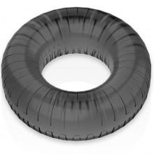 Alimentação Do Anel Super Flexível Resistente 4.5 Cm Pr07 Preto