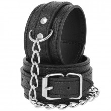 Dark Ness Wrist Cuffs Black