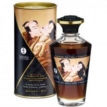 Shunga Aphrodisiac Warming Oil Creamy Love Latte 100 Ml