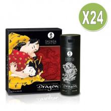 Shunga Dragon Virility Cream, Pack 24 Units