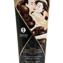 Creme Massagem Shunga Chocolate