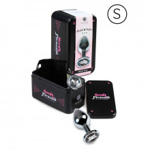 Secretplay Plug Anal Aluminio 7Cm