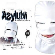 Capa Asylum Opaca Branca S-M