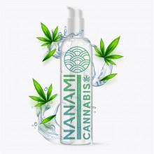 Gel Lubrificante à base de água Aroma de Cannabis150 ml