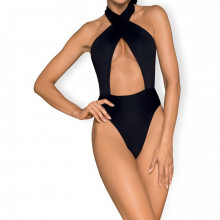 Obsessive - Acantila Swimsuit - Black M