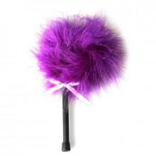 Secretplay Pink Purple Marabou Duster
