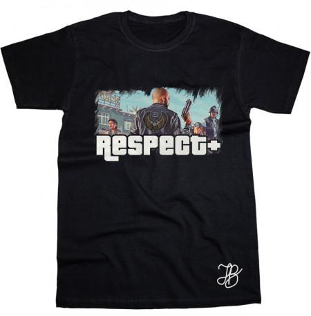 RESPECT+ [Tricou]