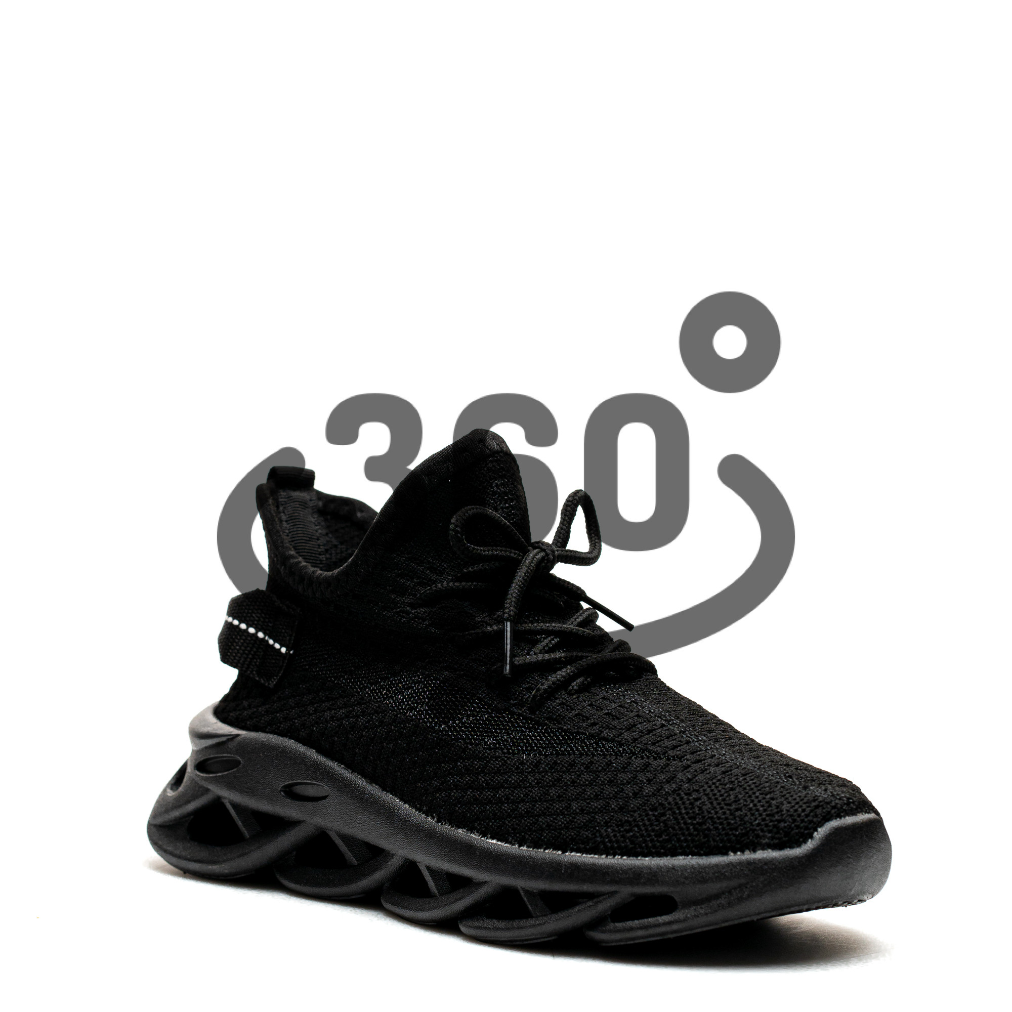 Pantofi Sport Cod: LM037 BLACK (i04)