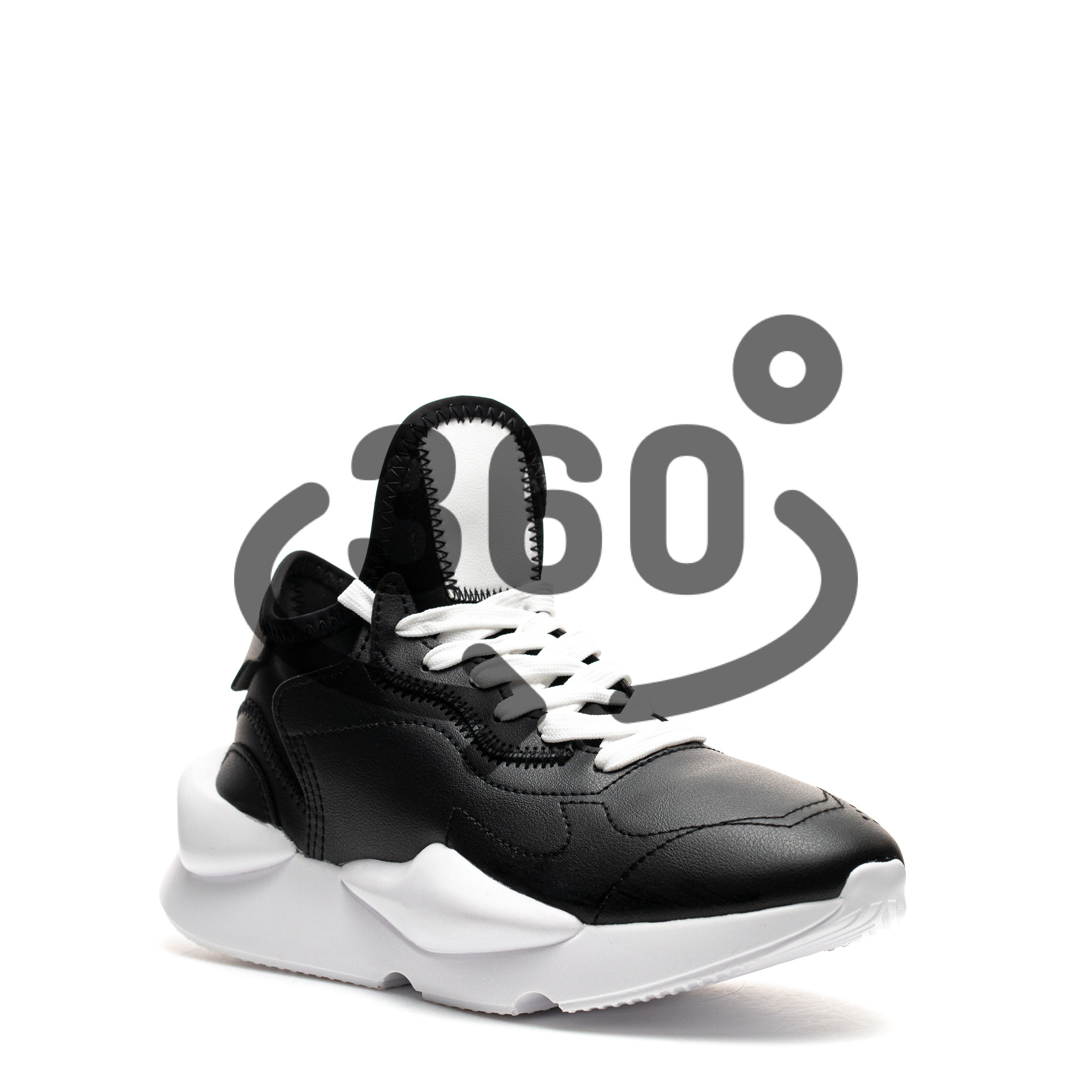 Pantofi Sport Cod: H9 BLACK/WHITE (i 01)