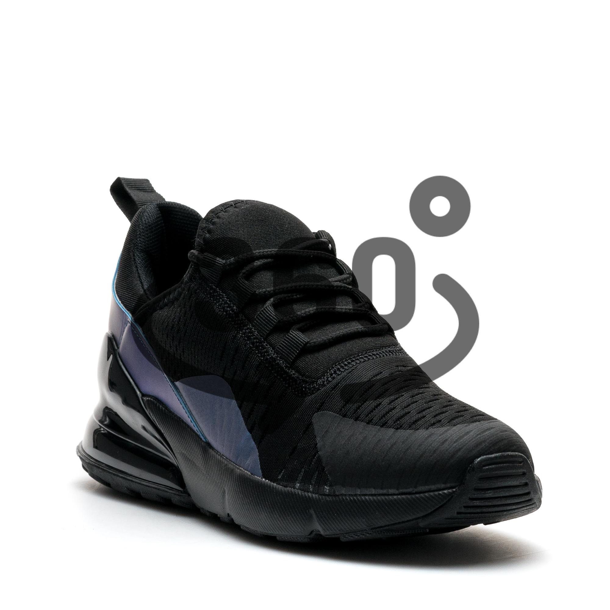Pantofi Sport Cod: 368-1 BLACK/COLOR (E09)
