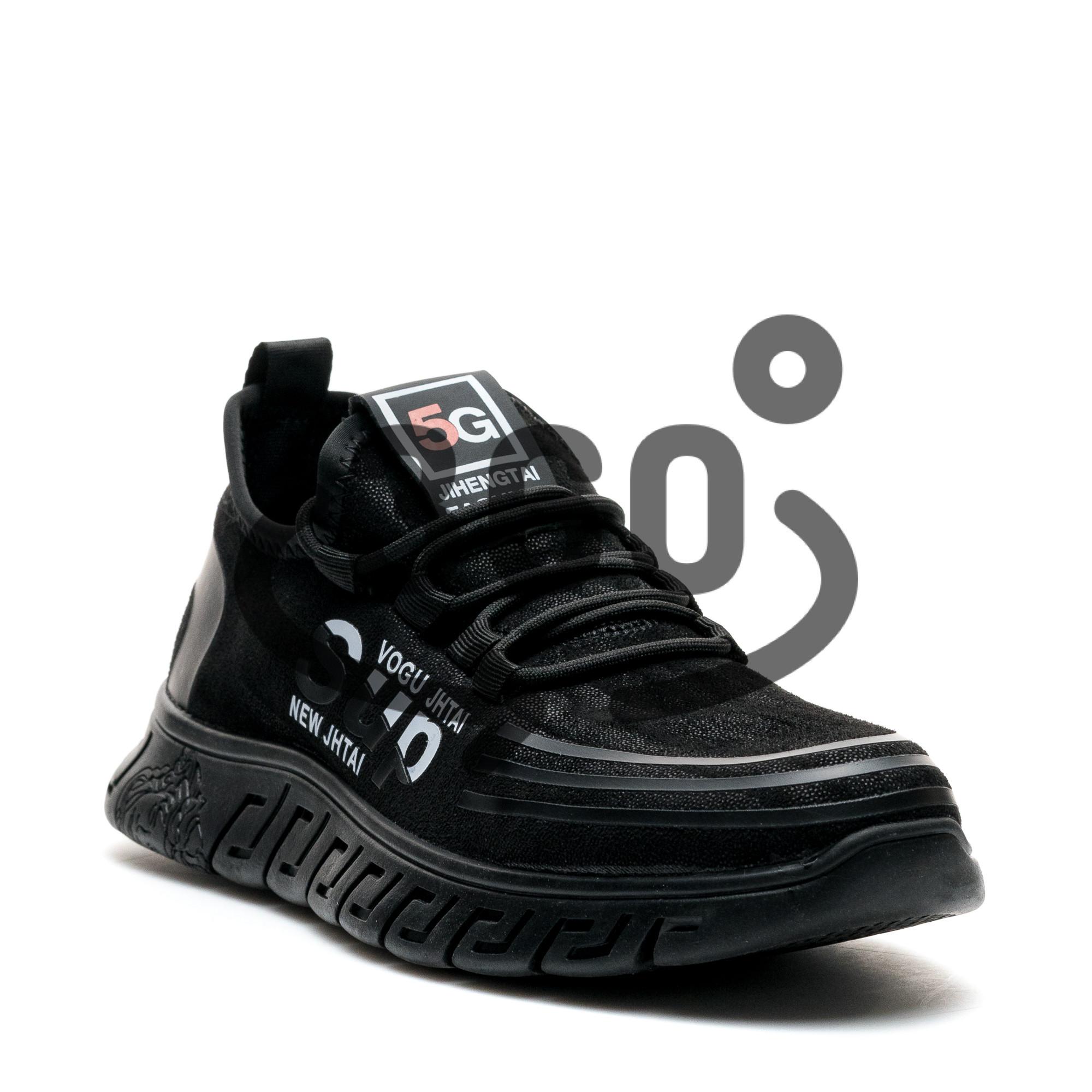 Pantofi Sport Cod: XH-02 BLACK/WHITE (E011)