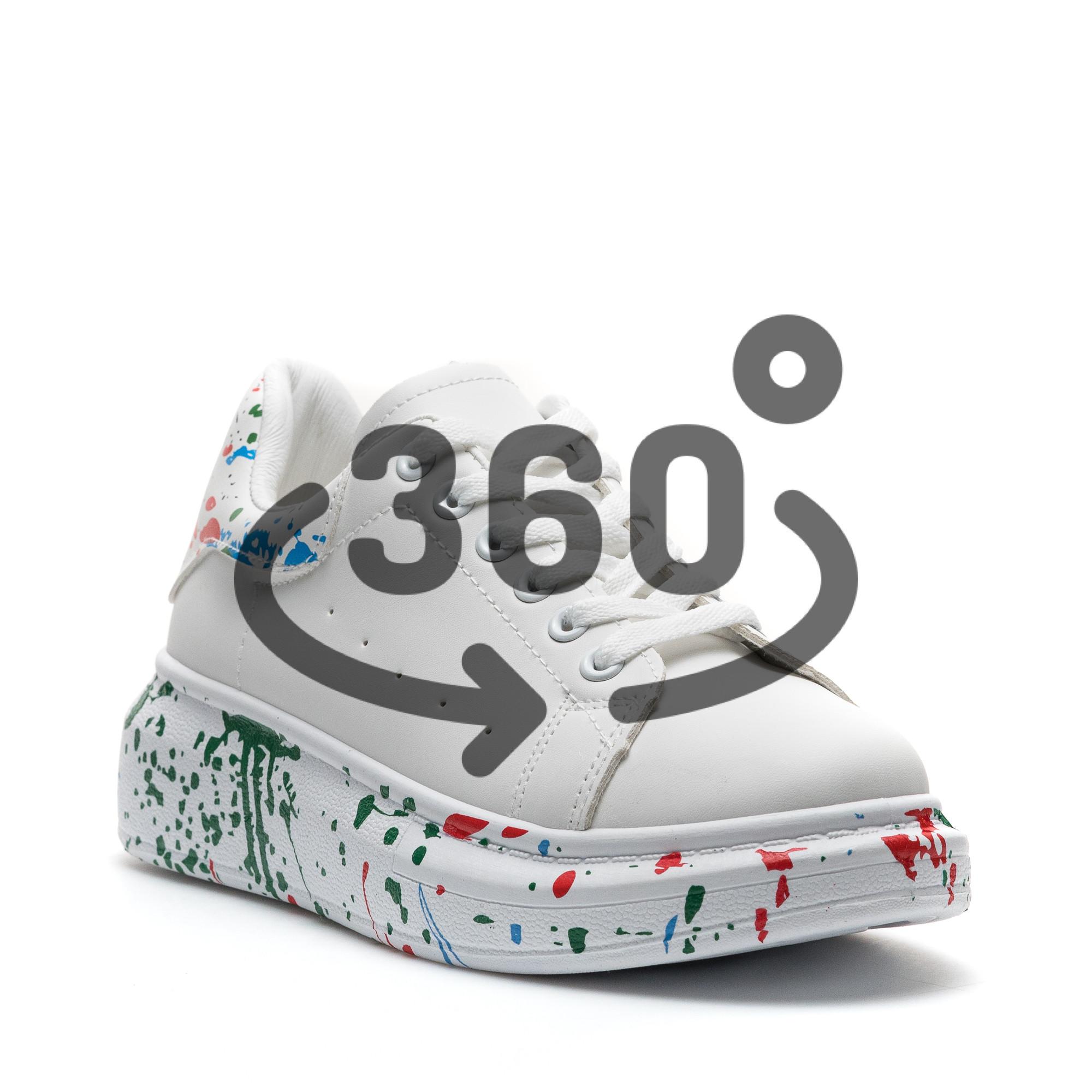 Pantofi Sport Cod: MO60 WHITE (C 08)