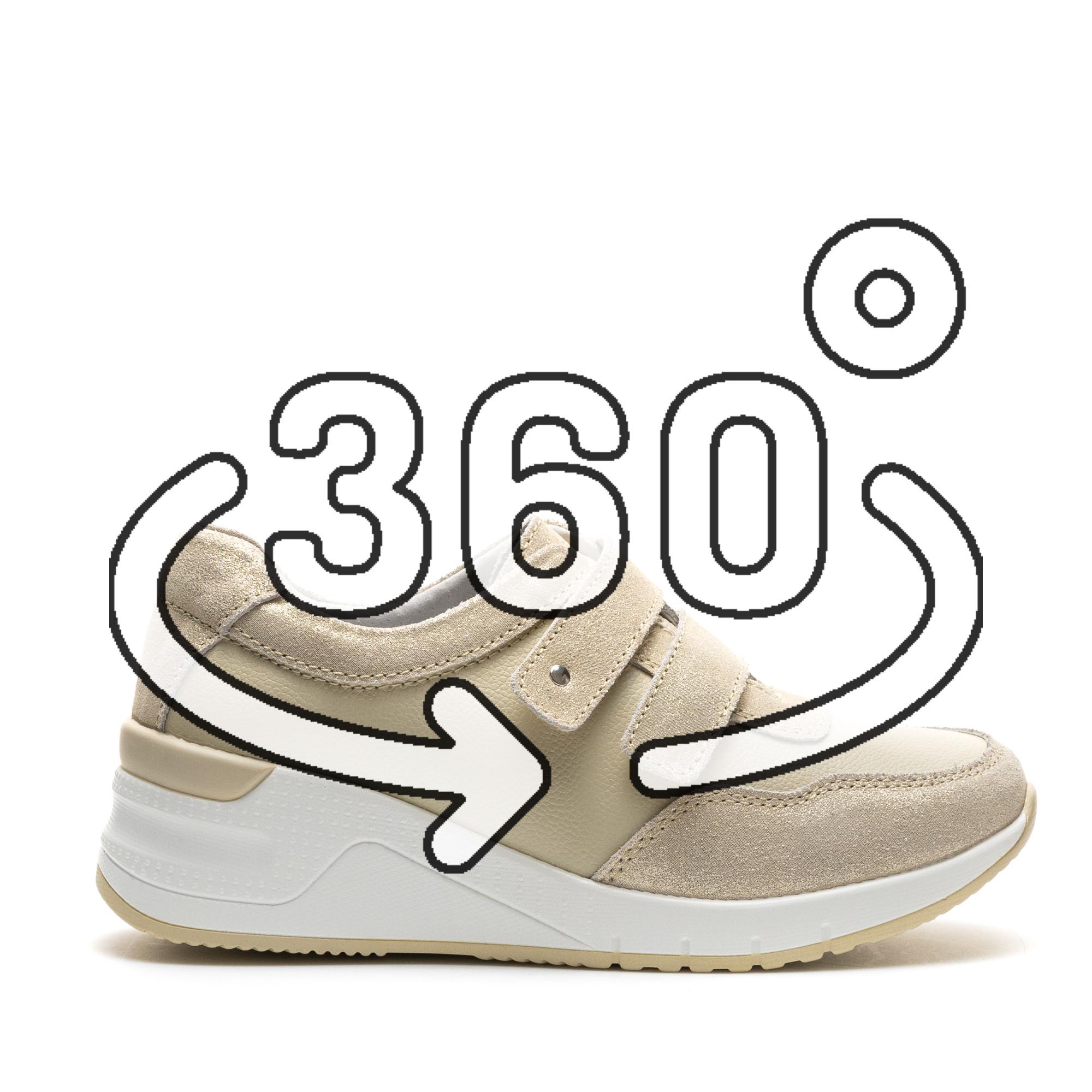 Pantofi Sport Cod: ZT-02 BEIGE (G04)